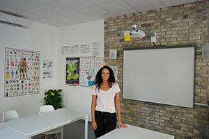 Profesora nativa de alemán en Málaga