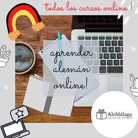 Cursos de alemán online
